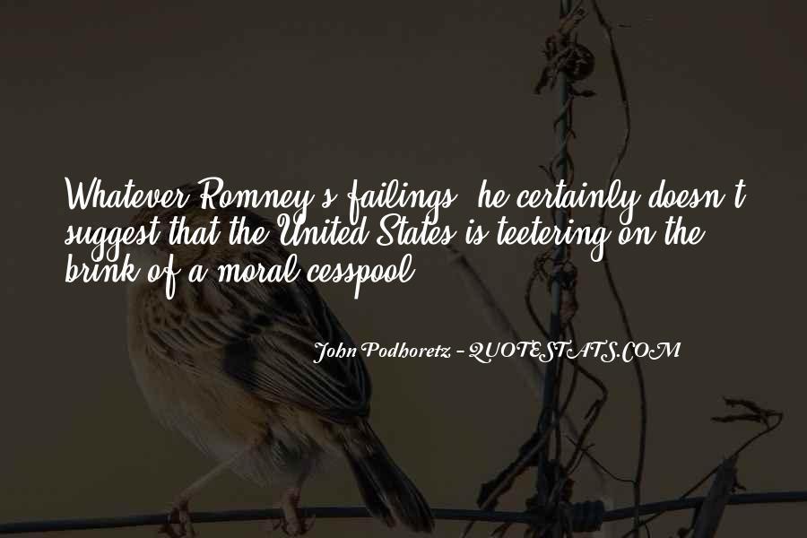 Romney's Quotes #182785