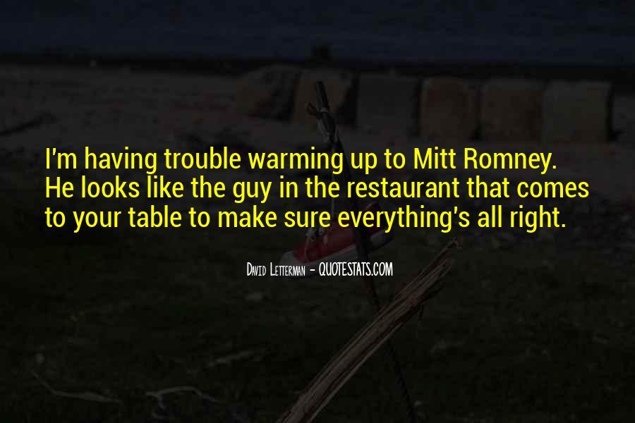Romney's Quotes #254920