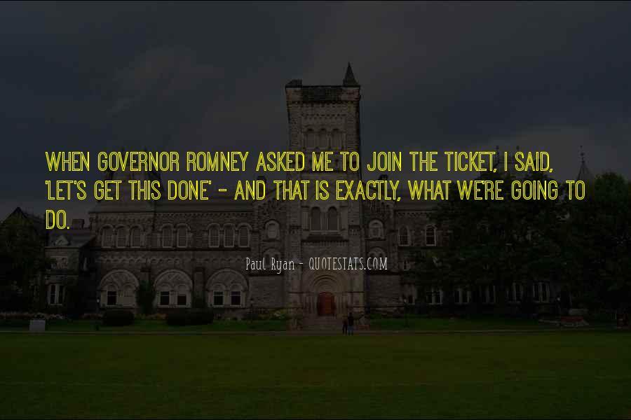 Romney's Quotes #312362