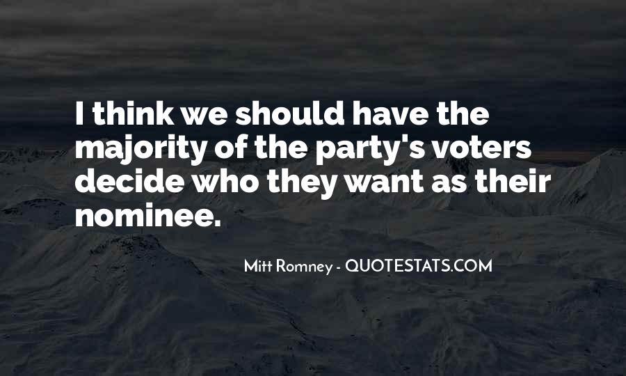 Romney's Quotes #32289