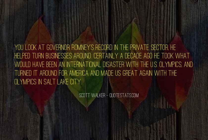Romney's Quotes #368204