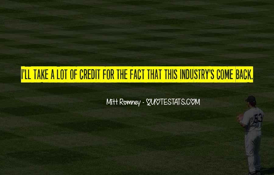 Romney's Quotes #375754