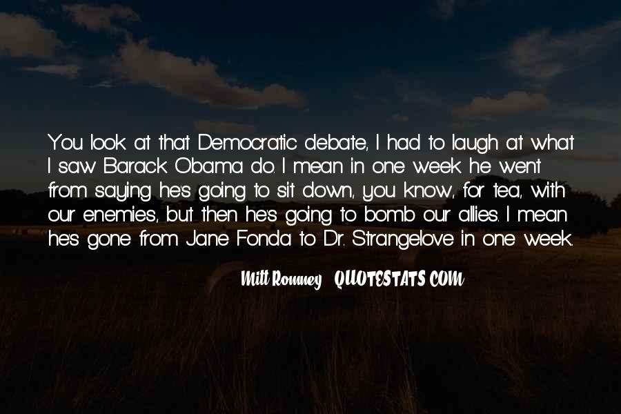 Romney's Quotes #401219