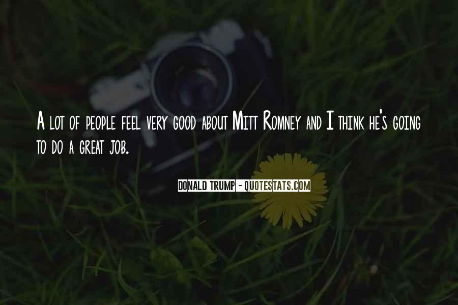 Romney's Quotes #408627