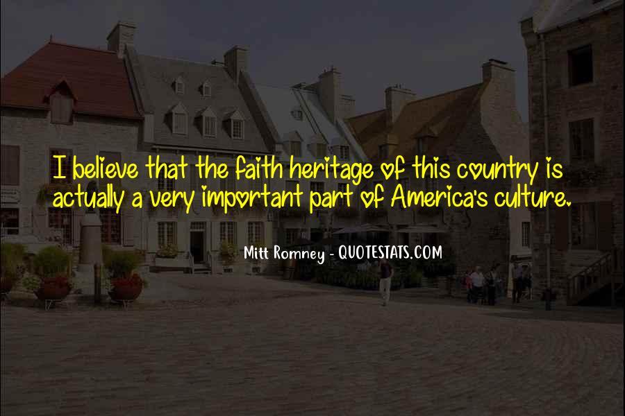 Romney's Quotes #440288