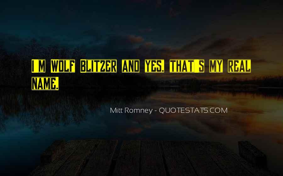 Romney's Quotes #461702