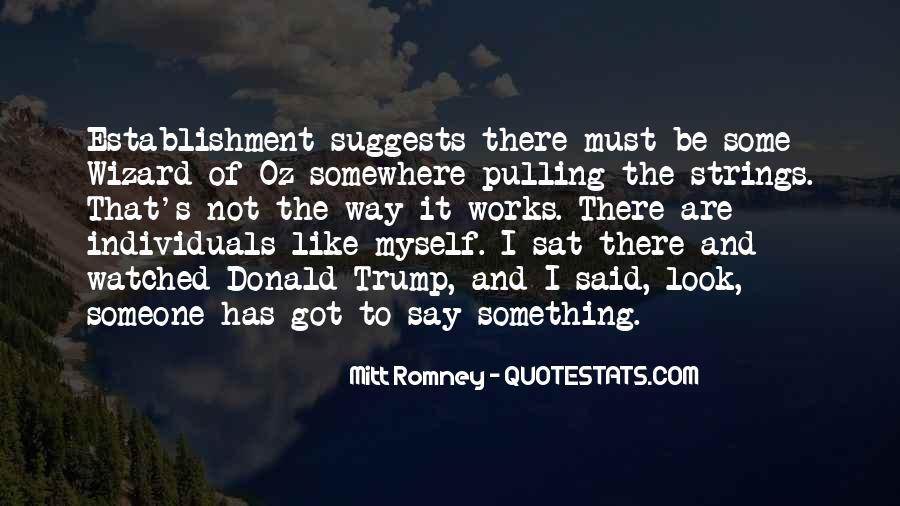 Romney's Quotes #473123