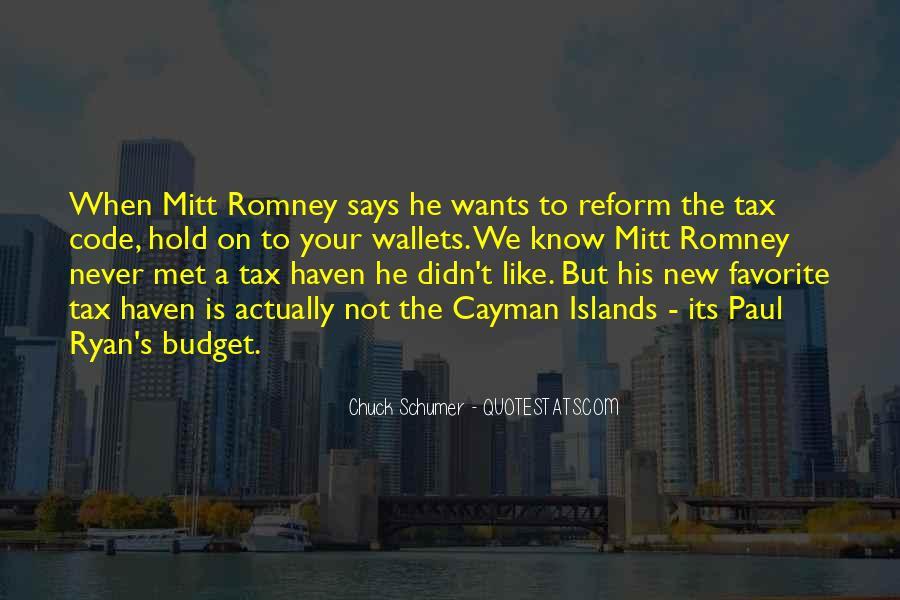 Romney's Quotes #482888