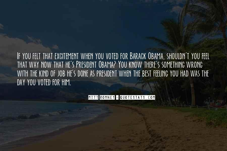 Romney's Quotes #510127