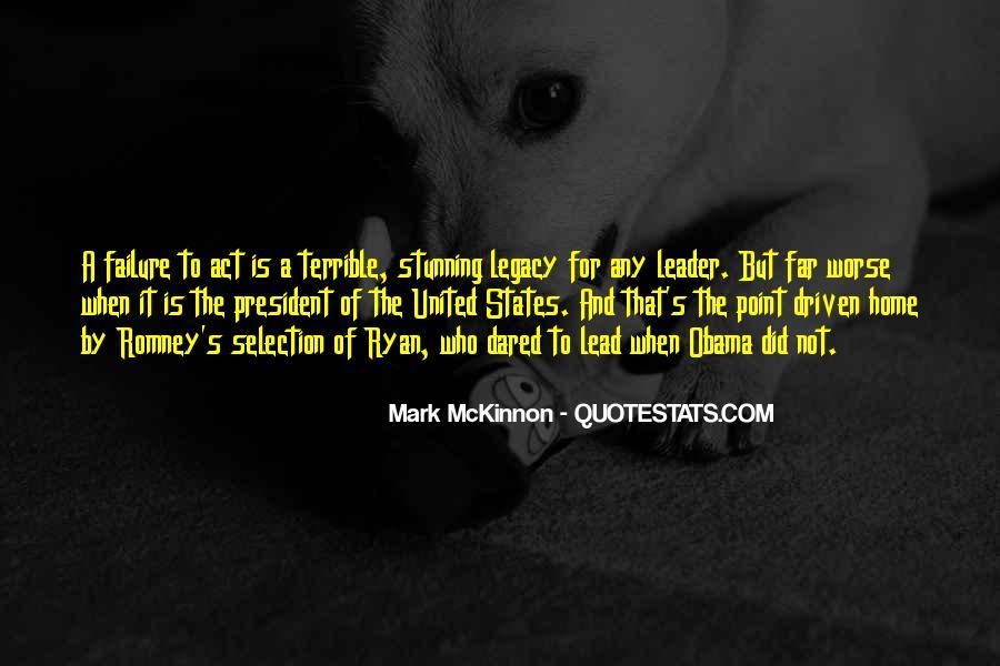 Romney's Quotes #522006