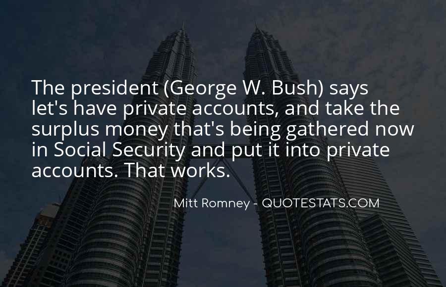 Romney's Quotes #526935