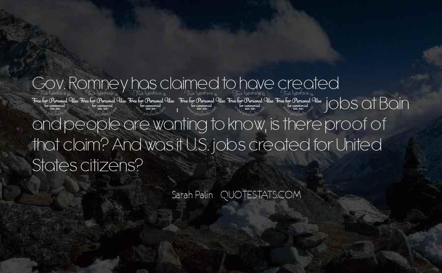 Romney's Quotes #540963