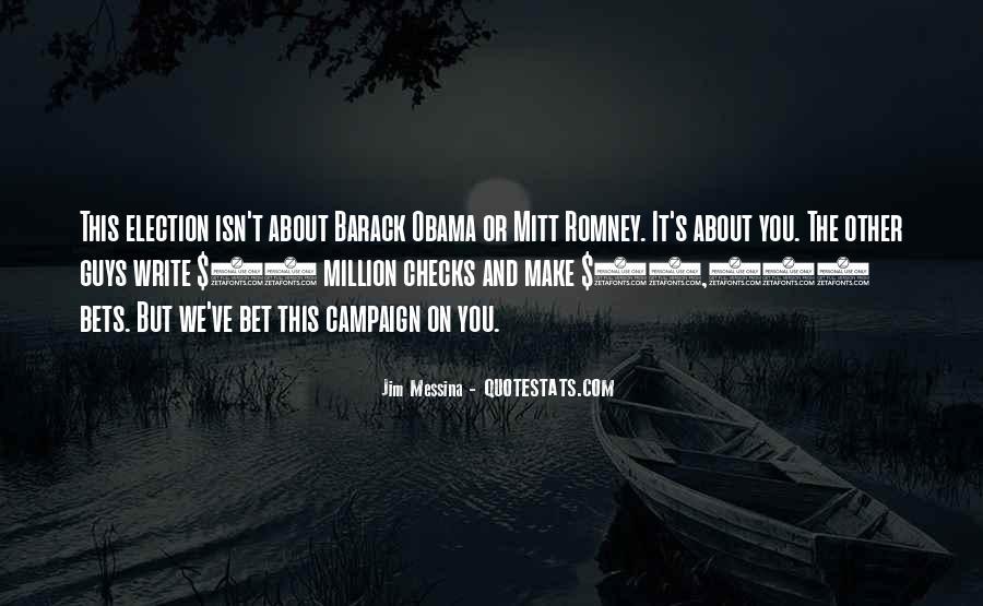 Romney's Quotes #554053