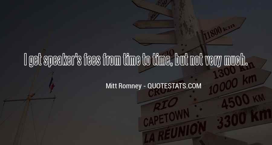 Romney's Quotes #562779