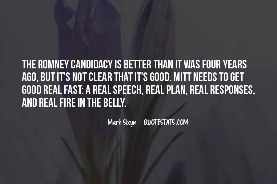 Romney's Quotes #592109