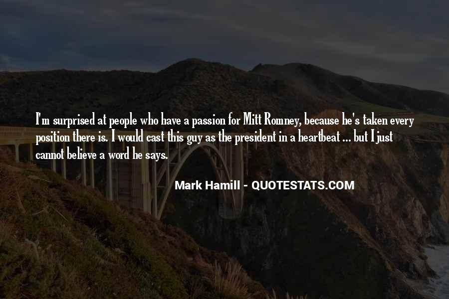 Romney's Quotes #604803