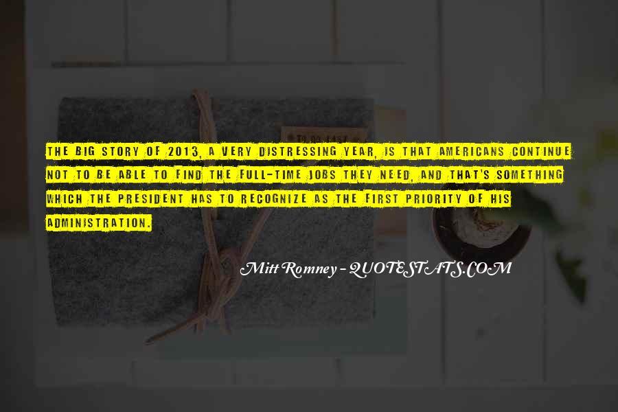 Romney's Quotes #678294