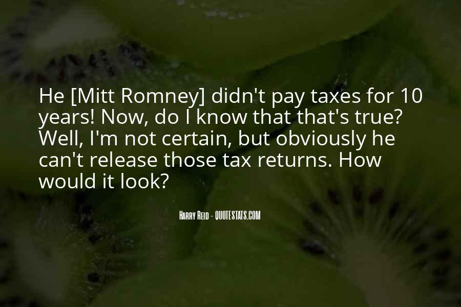 Romney's Quotes #706067
