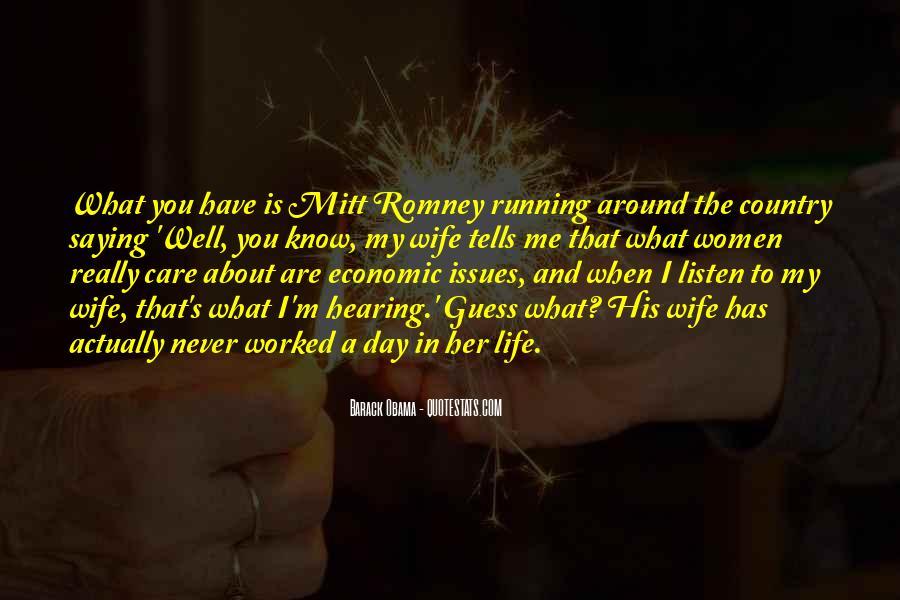 Romney's Quotes #8514