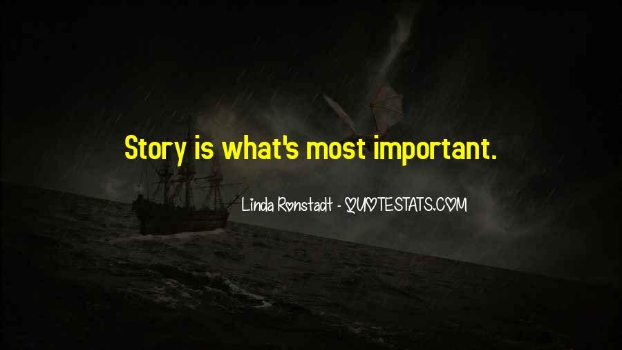 Ronstadt Quotes #1014217