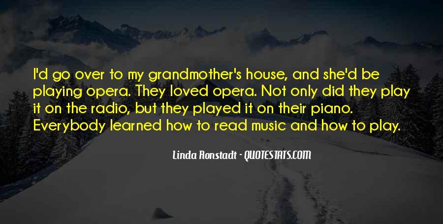 Ronstadt Quotes #1498795