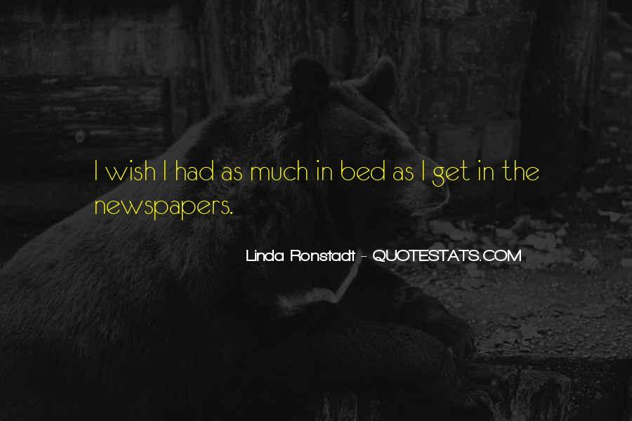 Ronstadt Quotes #472539