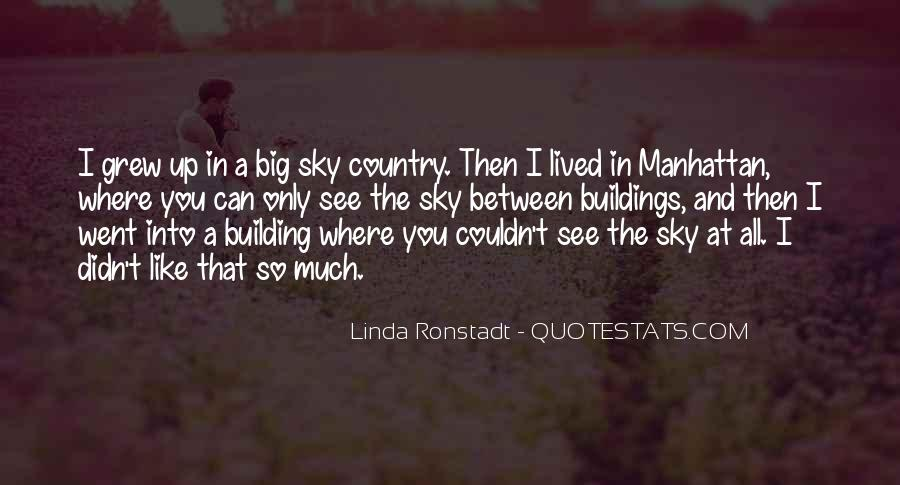 Ronstadt Quotes #782786