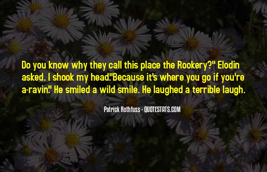 Rookery Quotes #678966