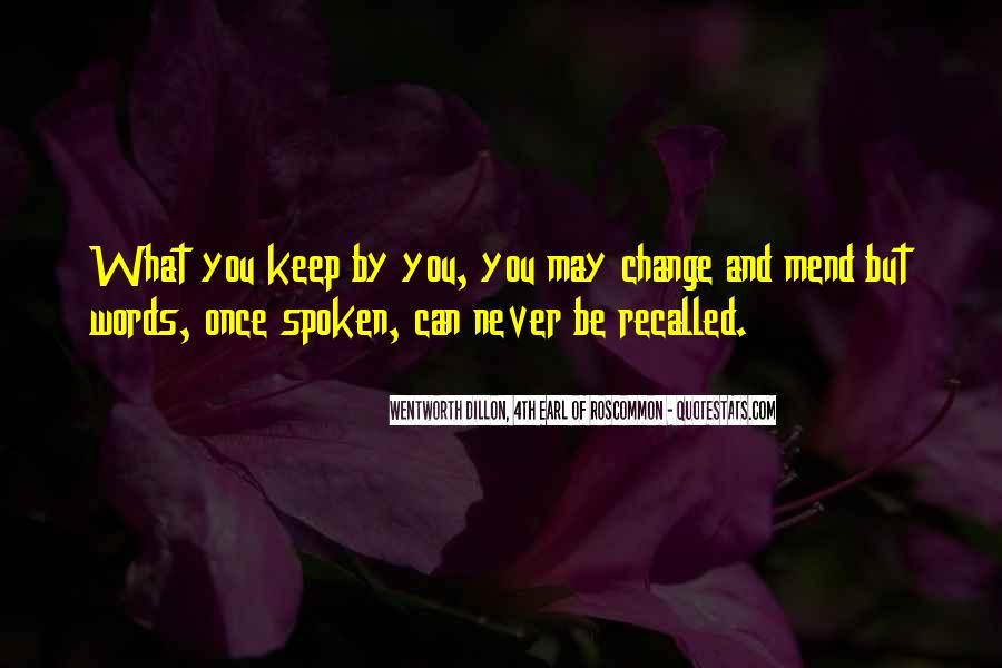 Roscommon Quotes #1504554