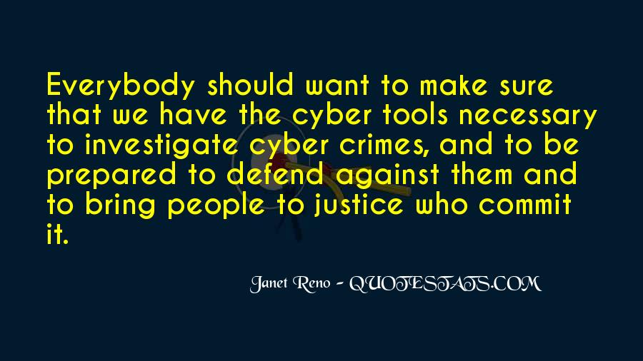 Quotes About Cyber Crimes #985200
