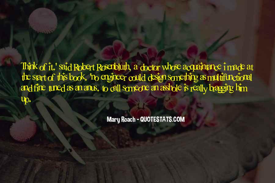 Rosenbluth Quotes #1834977