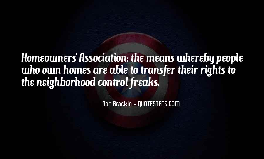 Rosenbluth Quotes #249616