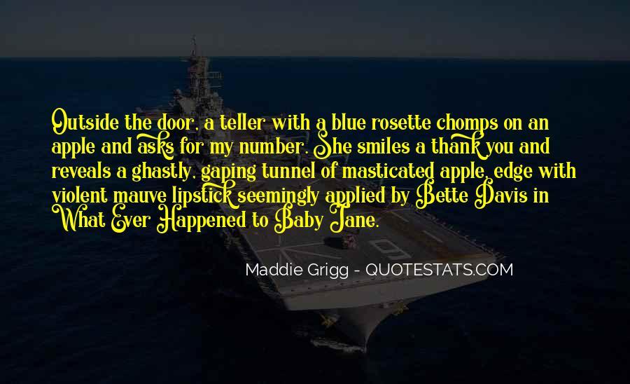 Rosette Quotes #1001713