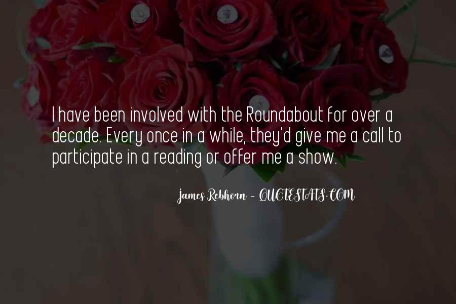 Roundabout Quotes #1832344