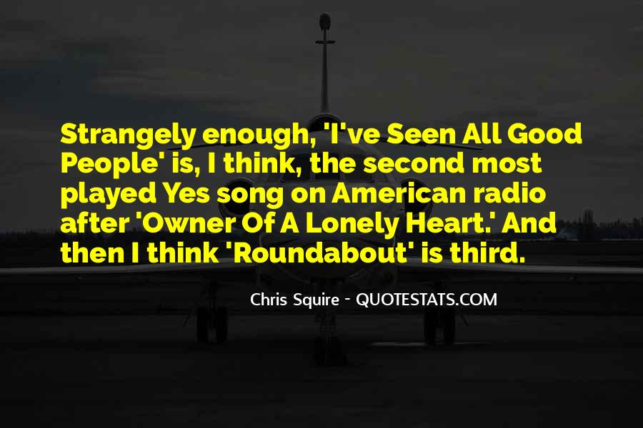 Roundabout Quotes #51459