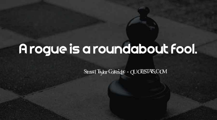 Roundabout Quotes #986676