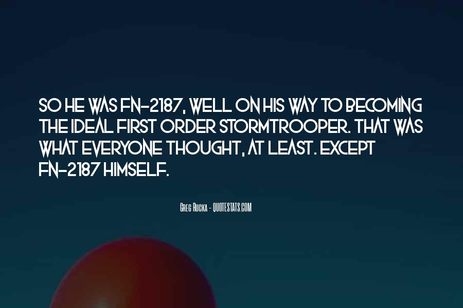 Rucka Quotes #1197831