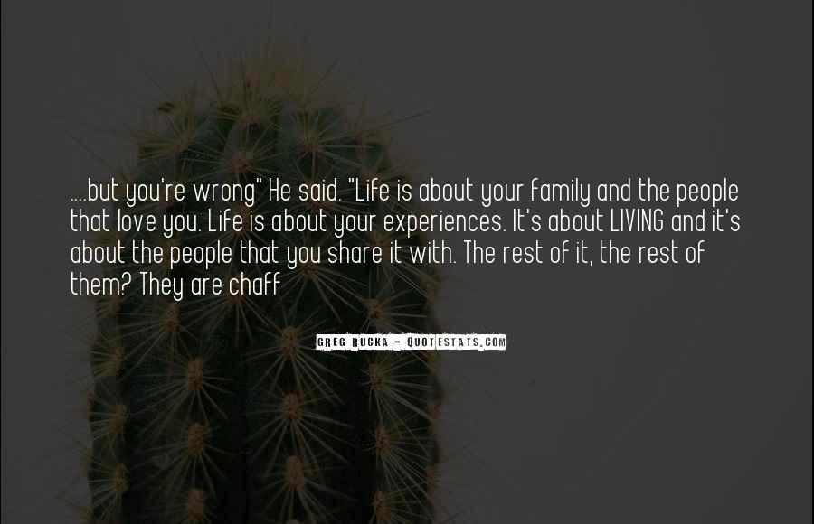 Rucka Quotes #1439725