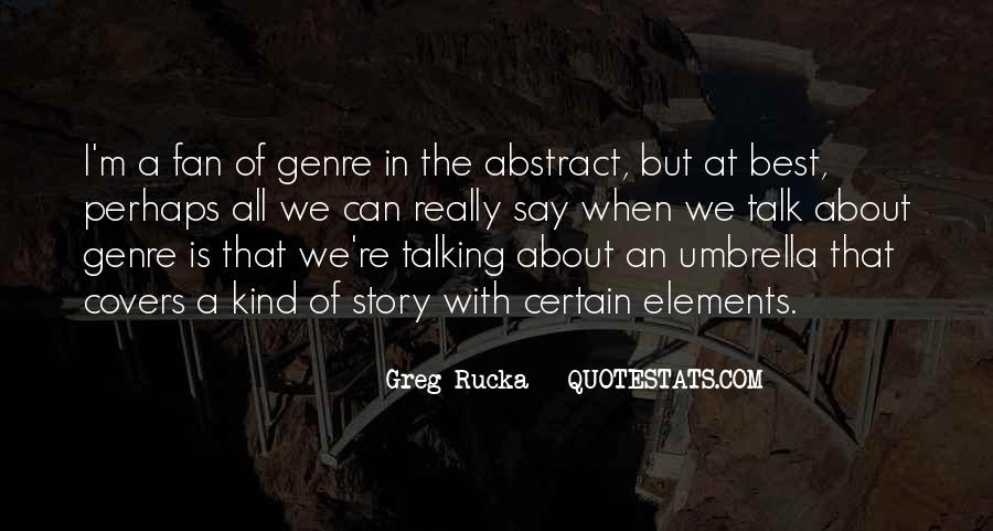Rucka Quotes #1522957