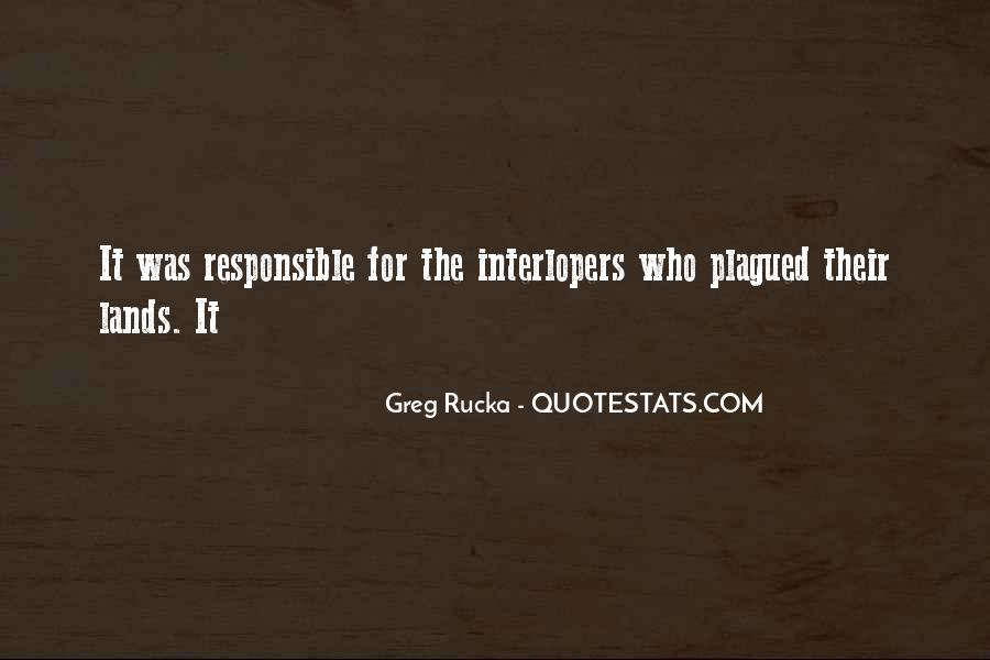 Rucka Quotes #1566567
