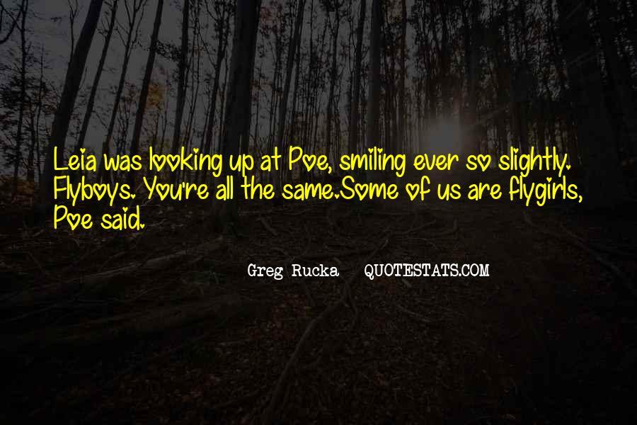 Rucka Quotes #1582316