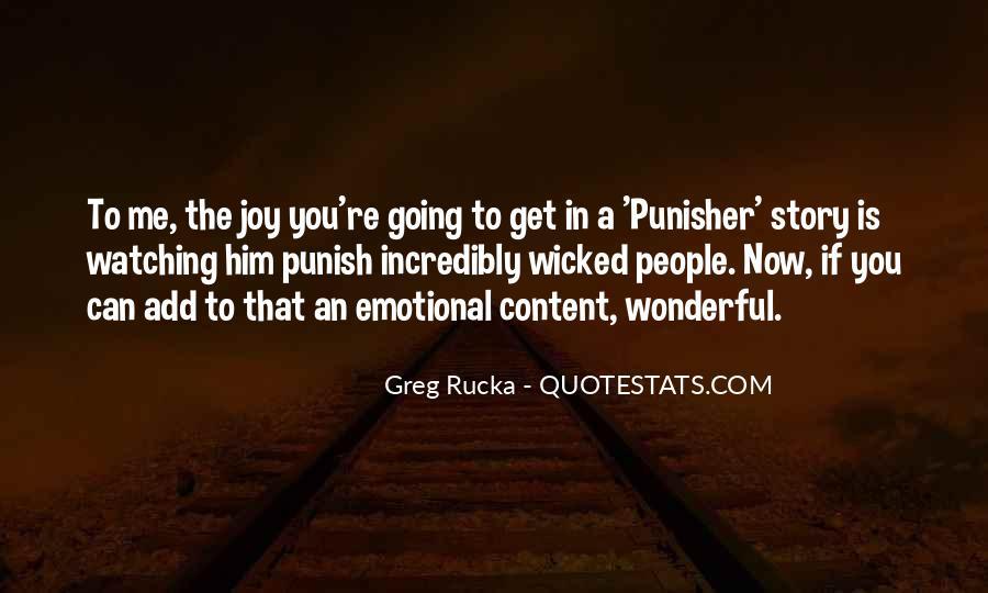 Rucka Quotes #1615655