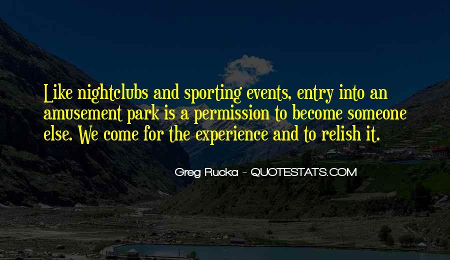Rucka Quotes #345316