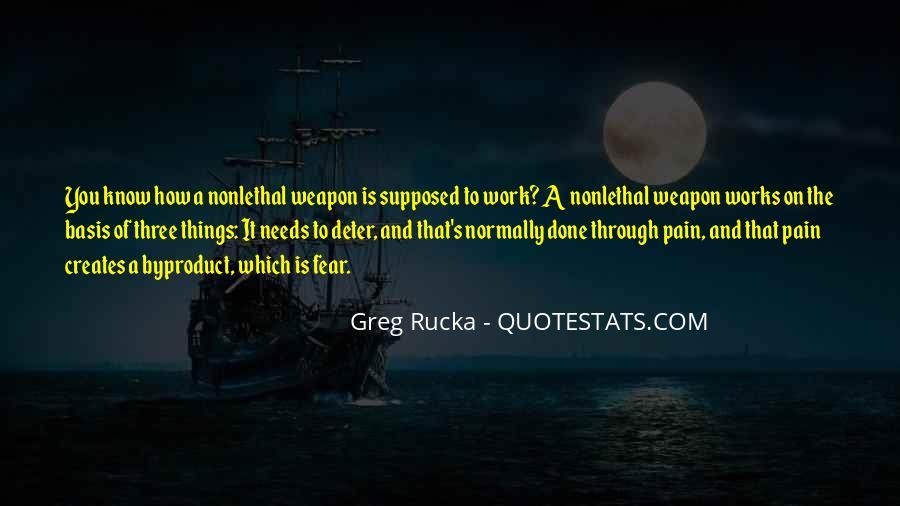 Rucka Quotes #521810