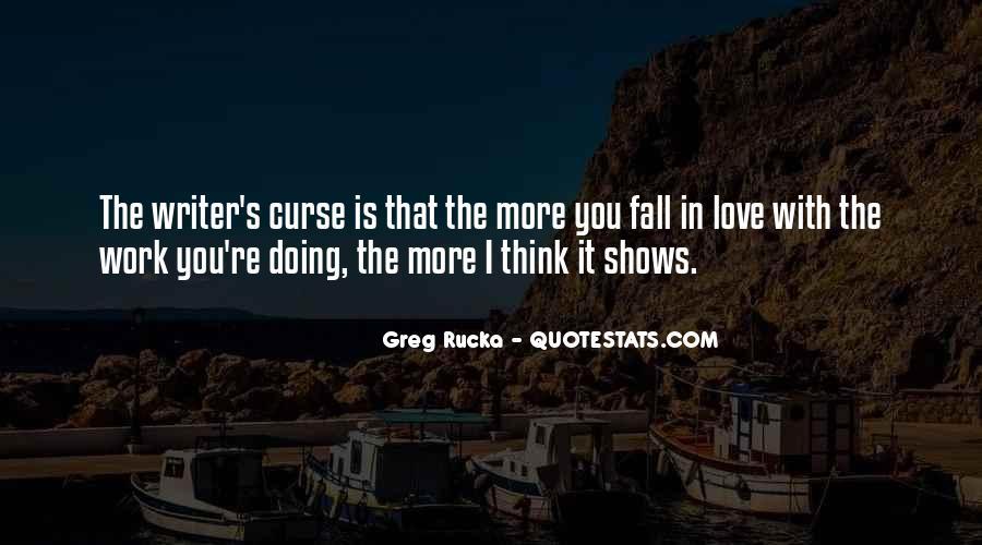Rucka Quotes #697649