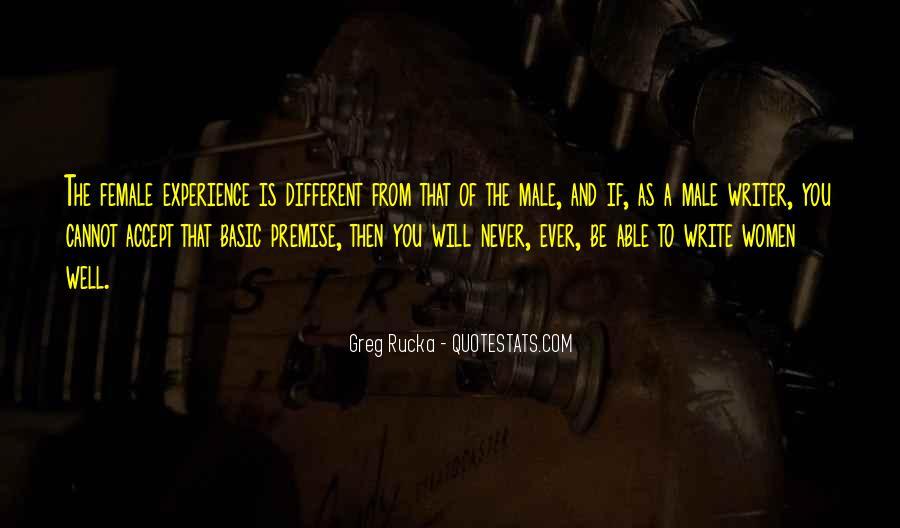 Rucka Quotes #796768
