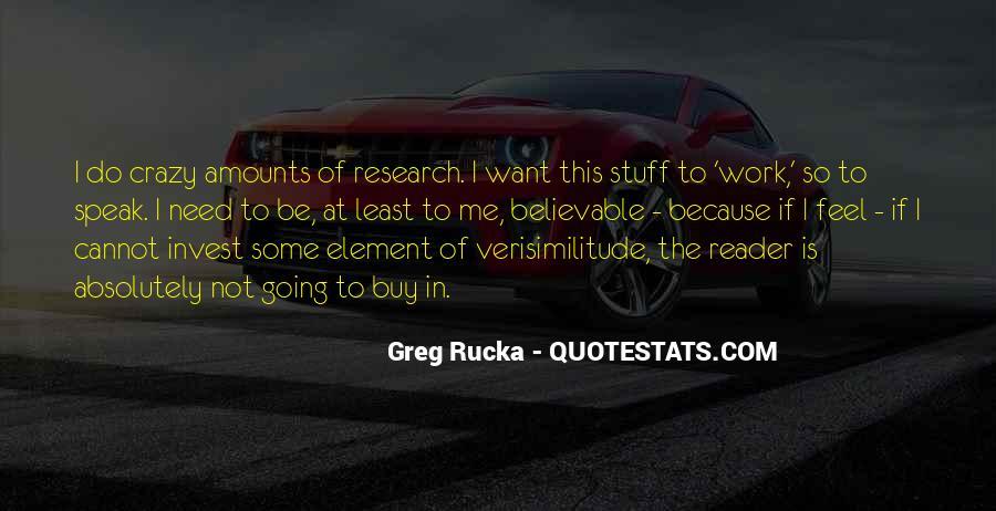 Rucka Quotes #886524