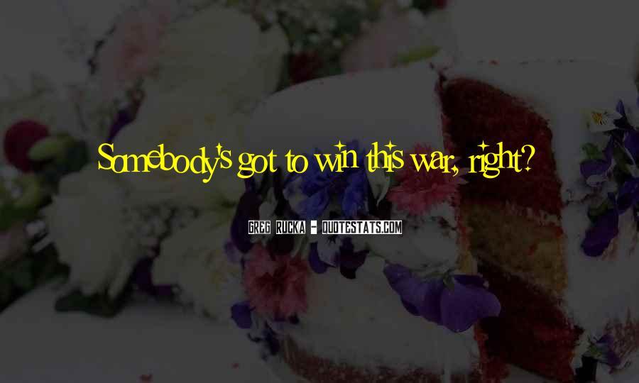 Rucka Quotes #894310