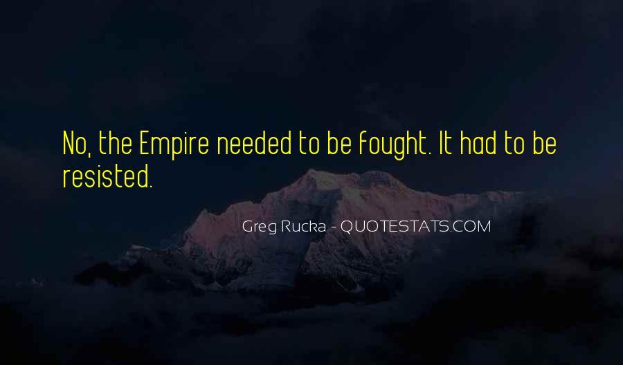 Rucka Quotes #957226