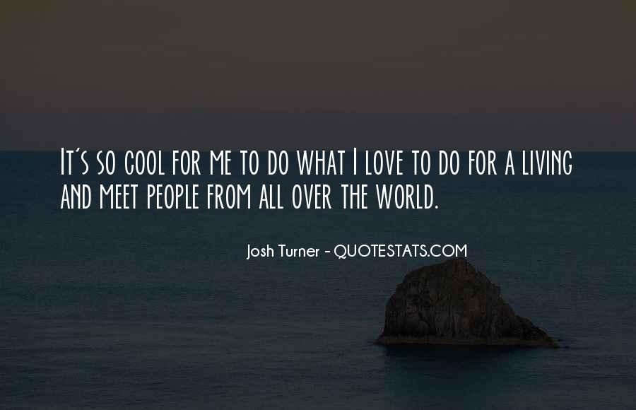 Quotes About Me Cool #142269